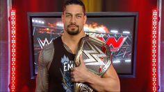 Roman Reigns on ESPN Sporstcenter