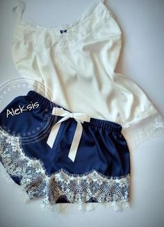 Farm Clothes, Diy Clothes, Clothes For Women, Mommy And Me Outfits, Cute Outfits For School, Shorts Outfits Women, Short Outfits, Cute Sleepwear, Pajama Outfits