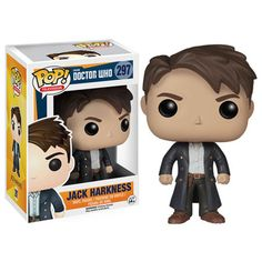 Doctor Who POP! Television Vinyl Figure Jack Harkness