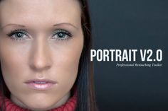 Check out Portrait V2.0 - Pro Retouching by Union Actions on Creative Market