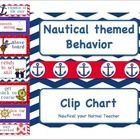 Ahoy! Here is my behavior clip chart for a nautical classroom! THe Colors are Red, White and Navy! Just print, cut and laminate for durability!...