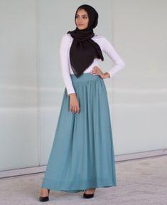 444b0e707c52 Verona Collection High-Waist Maxi Skirt   Reviews - Skirts - Women - Macy s
