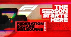 To mark the start of the 2019 FIA Formula 1 World Championship, it's been announced that Melbourne will play host to the inaugural season launch event on Wednesday 13 March, ahead of this year's Australian Grand Prix. Places In Melbourne, Software Projects, Australian Grand Prix, F1 Season, First Drive, Once In A Lifetime, World Championship, Science And Technology, Product Launch