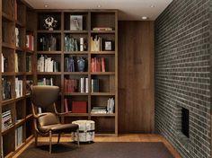07 Tsai Residence Mini Library Interior Design