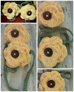 Sunflower Barefoot Sandals