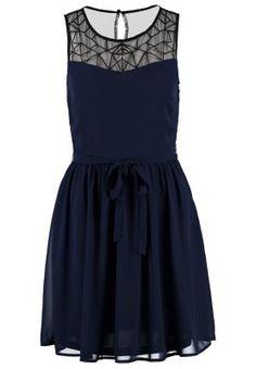 Even&Odd Cocktailkleid / festliches Kleid - dark blue - Zalando.de