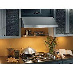 Broan APE1 Pro Hood 30 in. Convertible Range Hood in Stainless Steel, ENERGY STAR-APE130SS - The Home Depot