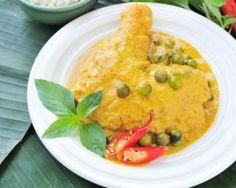 Colombo de poulet minceur pimenté