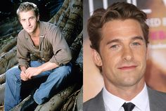 Now: Scott Speedman Today at the Premiere of The Vow, 2012 - OMG that was Ben!!! Ugh still cute. lol