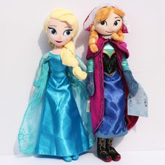 2Styles 40CM ANNA ELSA Plush Toys New Princess Elsa plush Anna Plush Toy Doll Brinquedos Kids Dolls Free Shipping #>=#>=#>=#>=#> Click on the pin to check out discount price, color, size, shipping, etc. Save and like it!