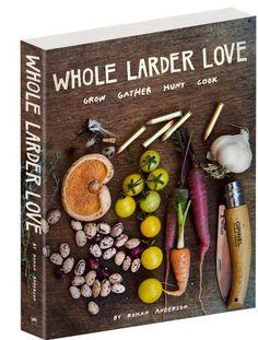 raggedglory:    send me cook books… (via Whole Larder Love)