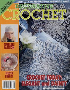 Decorative Crochet Magazines 59 - Gitte Andersen - Веб-альбомы Picasa