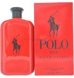 Polo Red by Ralph Lauren 6.7 oz Eau De Toilette  96b75ef3286
