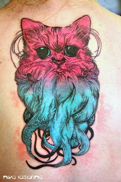 35 Unbelievable Cat Tattoos That Are Guaranteed To Leave You ...