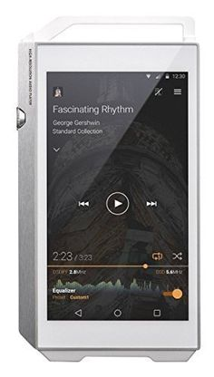 Pioneer Portable High Resolution Digital Audio Player (Silver)