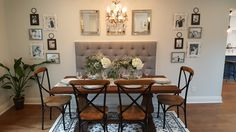 Property Brothers Inspiration - Dining Room