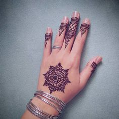 Check the latest mehndi designs 2020 simple and easy for hands, we have collected the most beautiful and decent henna design for hand, you never seen before Henna Hand Designs, Round Mehndi Design, Mehndi Designs Finger, Indian Henna Designs, Henna Tattoo Designs Simple, Basic Mehndi Designs, Legs Mehndi Design, Mehndi Designs For Beginners, Mehndi Designs For Girls