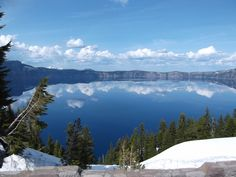 CRATER LAKE, OREGON 2013