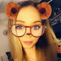 ||  || Would happily walk around with ears if my face actually looked like this! Late photo from #nye2017   ___________________________________________ #bloggers #snapchatfilters #bbloggers #newyearseve #fbloggers #newyear2017 #plymouthbloggers #glasses #selfie #snapchatselfie #totallyabout50oftheseonmyphone