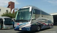 Volvo irizar i8 ómnibus de México plus