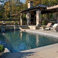 pretty pool