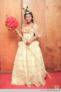 Nigerian Weddings: Akwa Ibom Traditional Engagement Wedding Attire, The Tradition, Culture & Attire |