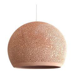 Sponge Lamp - Terracotta | Pott