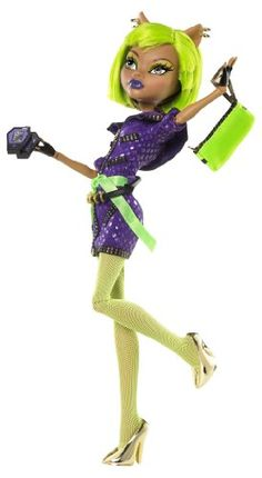 Monster High Dawn of The Dance Clawdeen Wolf « Dress Adds Everyday