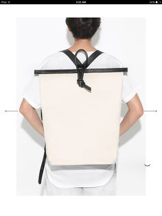 Building Blocks backpack