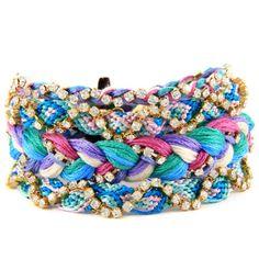 Ettika Friendship Bracelet-Pastel Ettika.com