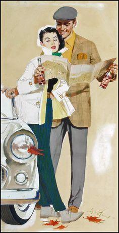 Coby Whitmore  (American: 1913 - 1988) - Pepsi
