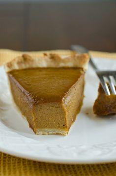 Pumpkin_Pie by Pennies on a Platter, via Flickr