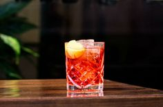 Negroni 'On Tap' from It's Negroni Week! Celebrate With These 10 Irresistible Cocktails