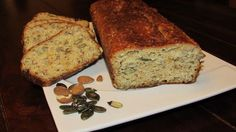Selbstgemachtes Low-Carb-Brot