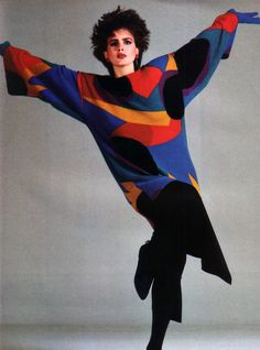 Jim Varriale for American Vogue, July Clothing by Perry Ellis. 80s And 90s Fashion, Retro Fashion, Vintage Fashion, Fashion Photo, Fashion Art, Fashion Design, Fashion Advice, Fashion Brands, Fashion Model Poses