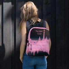Parc Güell backpack Parc Guell, Antoni Gaudi, Parking Design, Boho Designs, Designer Backpacks, Club Style, Black Backpack, Festival Fashion, Fashion Backpack