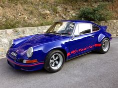 Porsche 911 Carrera 2.8 RSR / 1973