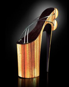 Sculptural Stilettos by Omar Perez in news events  Category