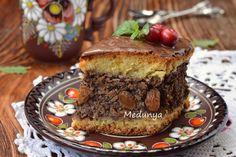 "Удосконалений ""Чеський пляцок"" Hungarian Cake, Cupcake Cakes, Cupcakes, Traditional Cakes, Russian Recipes, French Toast, Recipies, Food And Drink, Sweets"