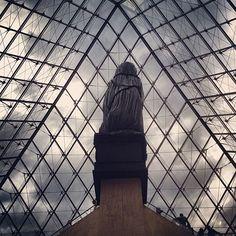 Conceptual artist Loris Gréaud at Louvre and Pompidieu