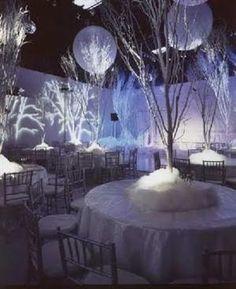 Winter Wonderland Wedding... L, look at this page!