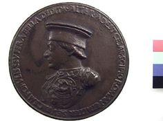 Medaglia in bronzo di Clemente da Urbino per Federico da Montefeltro | Collezioni online | Museo Civico Archeologico di Bologna | Iperbole