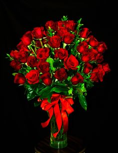 Send the Spectacular 50 Red Rose bouquet of flowers from Garden of Roses in Moreno Valley, CA. Local fresh flower delivery directly from the florist and never in a box! Rosen Arrangements, Red Rose Arrangements, Funeral Flowers, Wedding Flowers, Valentines Day Baskets, Red Rose Bouquet, Anniversary Flowers, Beautiful Red Roses, Fresh Flower Delivery
