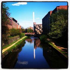 C&O Canal Towpath in Washington, D.C.