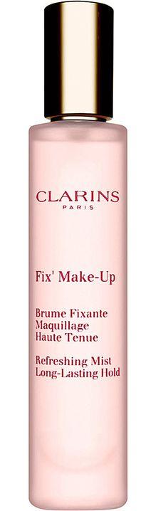 Clarins Fix' Makeup Setting Spray, £22 selfridges.com