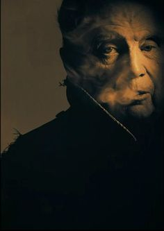 Francis Bacon | by Francis Giacobetti, c.1991