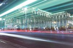"""it always feels impossible until it's done"" ⚡️💫 • • • • #opera #colors #glass #art #light #speed #future #lightpainting #agameoftones #bestoftheday #architecture #vienna #austria #like4like #follow4follow #photography #photographer #_allshots #l4l #f4f #followme #instalike #urban #urbex #explore #create #inspire #youarenotalone #trytogetbetter"