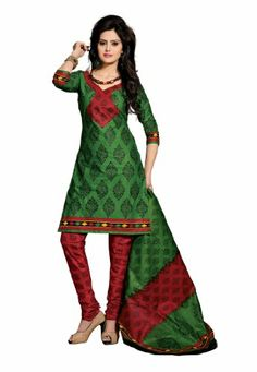 #Indian #Designer #Wear #Pure #Cotton #Green #Printed #Salwar #kameez Fabdeal,http://www.amazon.com/dp/B00J0UZYTS/ref=cm_sw_r_pi_dp_qxLqtb1PC1MV9RME