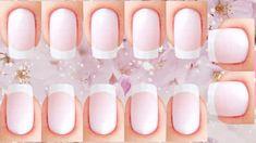 Cartela Raissa adesivos Diy Nails Shop, Nail Shop, Manicure, Nail Polish, Stickers, Beauty, Nail Stickers, Card Templates, Nail Stencils