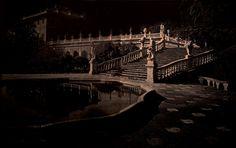 Albisola Superiore, Villa Guidotti giardino